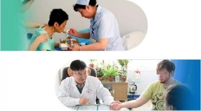 三甲医院医师邬志美来青岛安宁医院进行医师会诊了